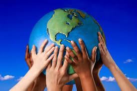 Diversity--Globe