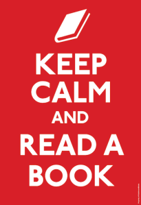 Keep Calm-Read