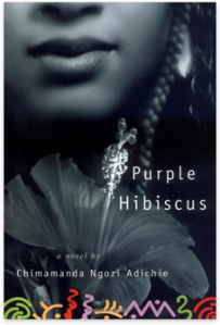 Purple Hibiscus 2